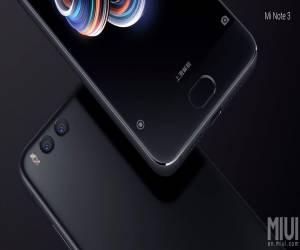 Xiaomi تكشف عن النسخة الأرخص من الهاتف Xiaomi Mi Note 3