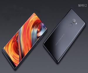 النسخ العالمية من الهاتفين Xiaomi Mi Mix 2 و Xiaomi Redmi...