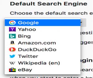 موزيلا تحدد قوقل كمحرك بحث افتراضي في متصفح كوانتوم