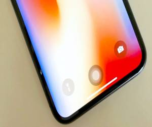 إليك كيفية وضع زر صفحة الهوم على هاتف iPhone X