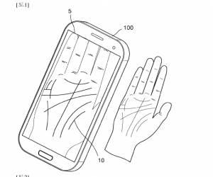سامسونج تقدم براءة اختراع  لتقديم تلميح لكلمة المرور