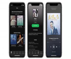 تطبيق Spotify متاح الآن لهاتف آيفون X بواجهة مُحدثة