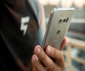شركة LG تبدأ بإصدار تحديث أمني جديد لهاتفها الرائد الحالي...