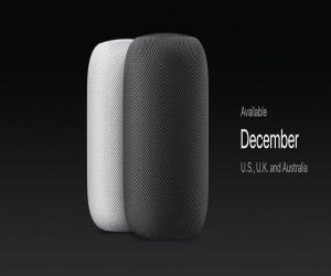 تأجيل إطلاق HomePod حتى مطلع العام الجديد