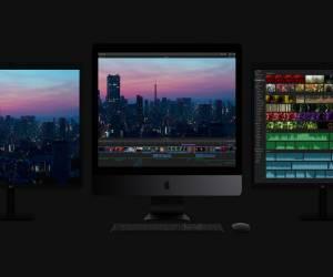 iMac Pro يأتي أيضا مع المعالج Apple A10 Fusion، وهو يعمل ...