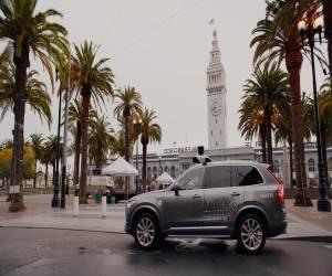 Uber طلبت 24 آلف سيارة Volvo من أجل أسطول سياراتها الذاتي...