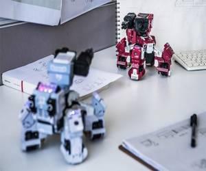 شركة GJS Robot تعلن عن روبوتات يمكن التحكم بها بمنظور الش...