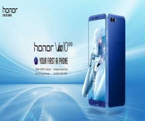 هواوي تكشف النقاب رسميا عن هاتف Honor View 10