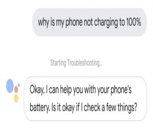 مساعد قوقل الرقمي Google Assistant قادر على فحص المشاكل ا...