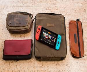 حوامل مميزة من أجل منصة Nintendo Switch