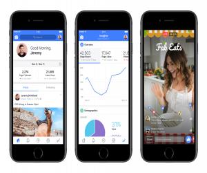 تطبيق Facebook Creator الجديد سيجعل من كل شخص مذيعاً أفضل