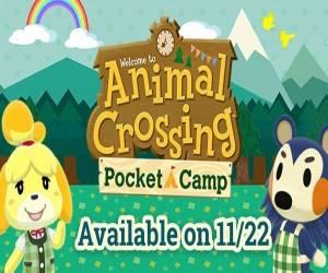 نينتندو تحدد موعد إطلاق لعبتها Animal Crossing: Pocket Camp