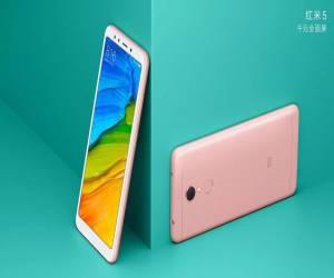 شاومي تستعرض هاتفي Redmi 5 وRedmi 5 Plus