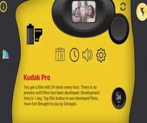 تطبيق كاميرا يحتاج ثلاثة أيام لإظهار الصور