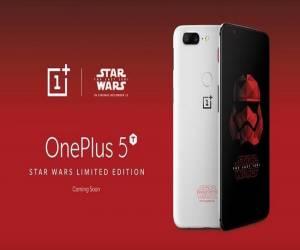 OnePlus تزيح الستار رسميا عن نسخة Star Wars من الهاتف One...