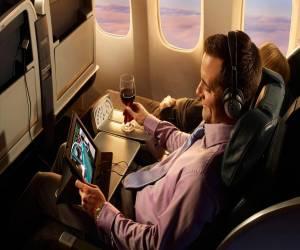 سرعة WiFi في الطائرات التابعة لشركة Emirates ستبلغ 50 ميغ...