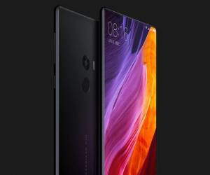 Xiaomi Mi Mix هو الهاتف الذكي التالي الذي يحصل على تحديث ...