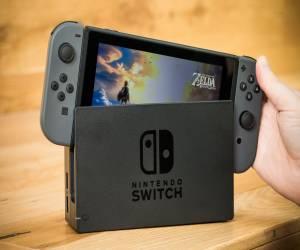 مبيعات جهاز الألعاب Nintendo Switch تصل إلى 10 مليون وحدة
