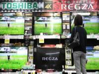 توشيبا تبيع قطاع أجهزة التلفاز مقابل أكثر من 113 مليون دولار
