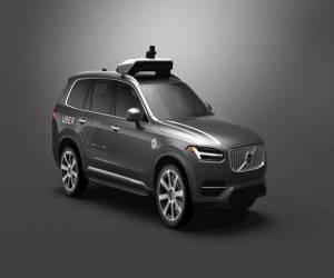 فولفو ستبيع 24000 سيارة ذاتية القيادة لشركة أوبر بدءاً من...