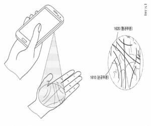 سامسونج تعتقد بأن مسح راحة اليد يمكن أن تكون هي تقنية الأ...