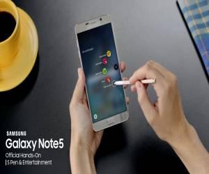 سامسونج تبدأ بإصدار تحديث أمني جديد للهاتف Galaxy Note 5