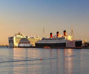 فيديو 360 درجة : شاهد ما تخبئه السفينة الأسطورية RMS Quee...