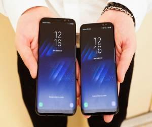 """سامسونج قد تستعرض هواتف """"جالاكسي إس 9"""" في يناير 2019"""