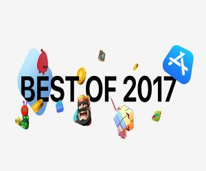أفضل تطبيقات والألعاب لعام 2017 في نظام IOS