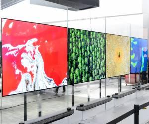 LG: أجهزة تلفاز أوليد تكسر الحدود بين الخيال والواقع