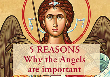 5 Reasons Why the Angels are Important