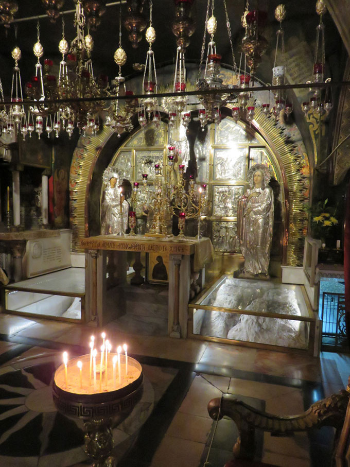 The Shrine of Golgotha