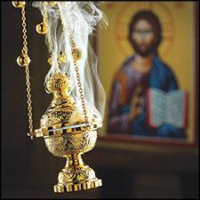 Monastery Incense