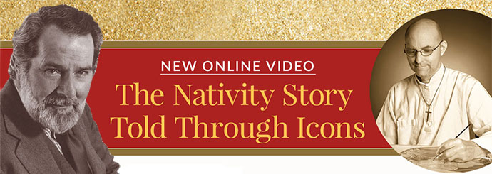 Nativity Story Told Through Icons narrated by Alexander Scourby