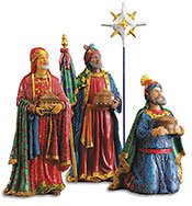 three kings gifts
