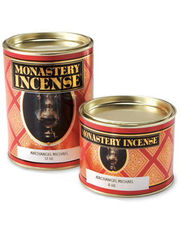 Monastery Incense Archangel Michael - Fragrance of the Month - Shipped FREE!