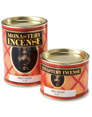 Monastery Incense Sweet Balsam