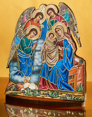 Adoration of the Angels Desktop Icon