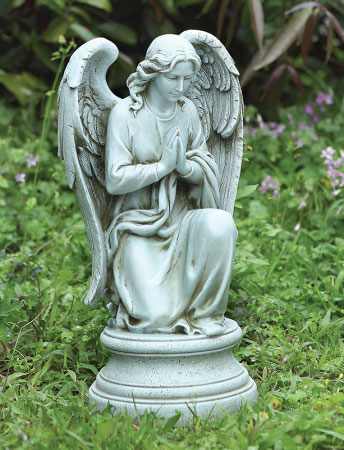 Adoring Angel Statue