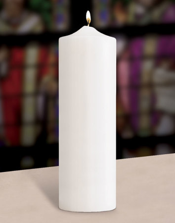 Christ Candle