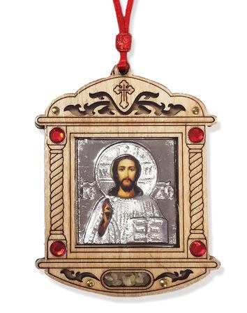 Christ Car Pendant