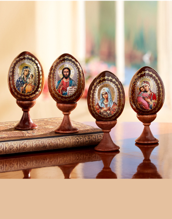 Discounted Set of Russian Easter Eggs