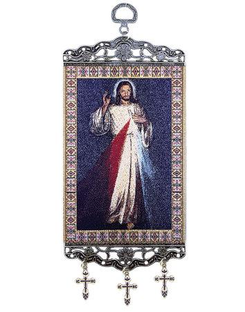 Divine Mercy Mini-Tapestry