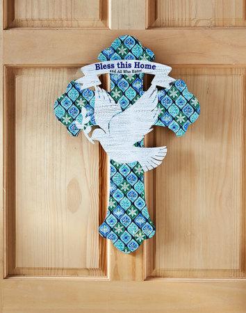 Dove of Peace Door Hanging