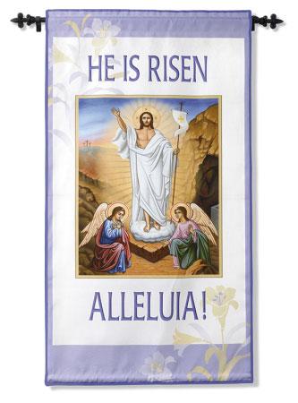 """Easter Banner - 72"""" long"""