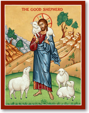 Good Shepherd Magnet