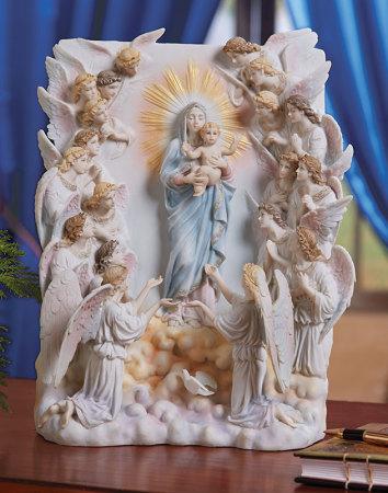 Madonna of the Angels Figurine