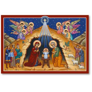 O Holy Night icon