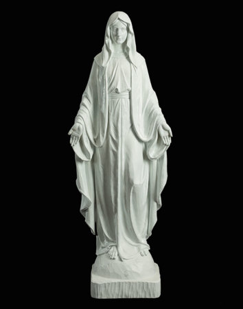 Our Lady of Grace Deluxe Outdoor Statue
