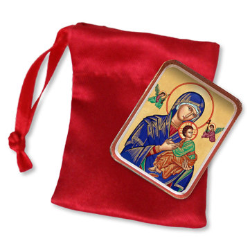 Perpetual Help Pocket Icon